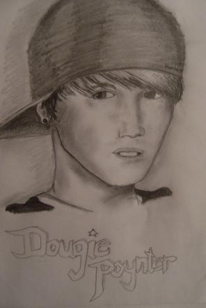 Dougie Poynter por mcfly007